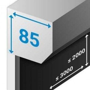Ritsscreen ZWS R85 2089x1565
